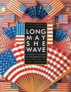 American flag - long may she wave