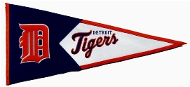 baseball flags and pennants