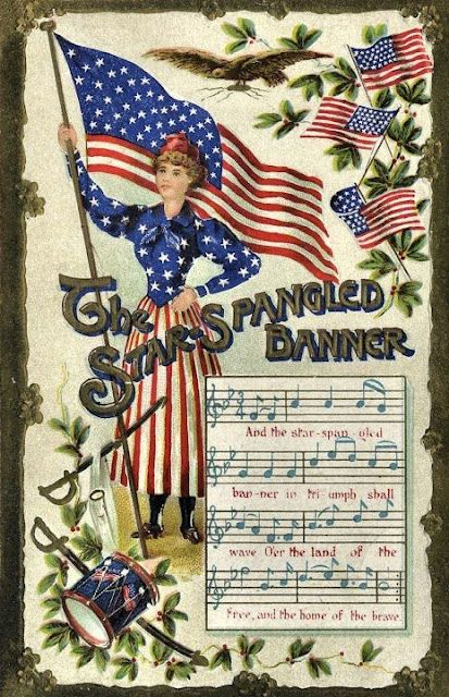 Star Spangled Banner Day
