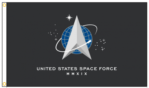 United States Space Force Officially Licensed Outdoor Flag
