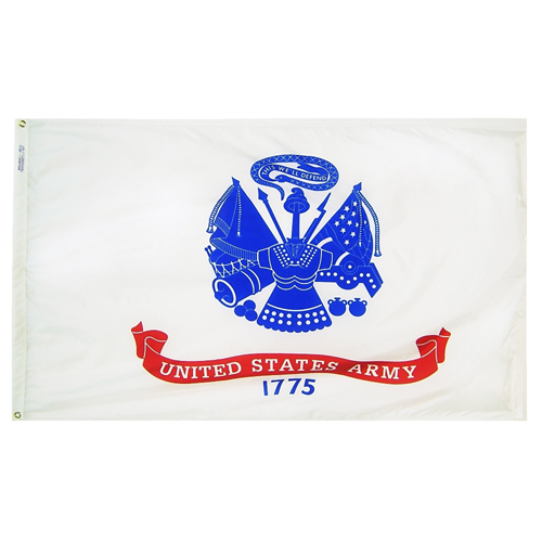U.S. Army Officially Licensed Outdoor Nylon Flag