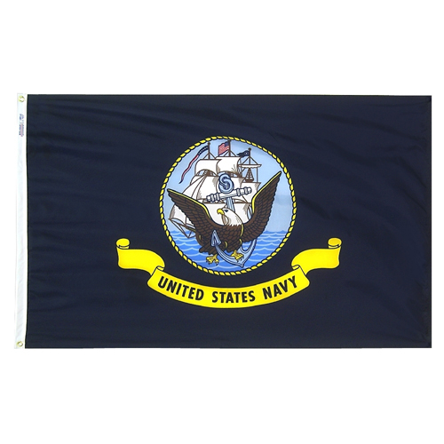 U.S. Navy USN Officially Licensed Nylon Flag