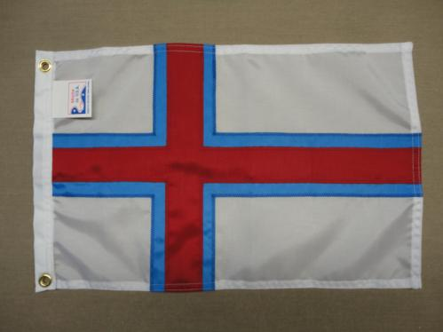 Faroe Islands Denmark Nautical Flags