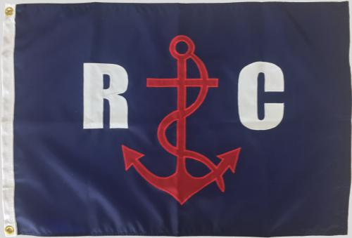 Race Committee Sewn Nautical Flags