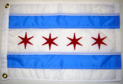 City of Chicago Nautical Flags