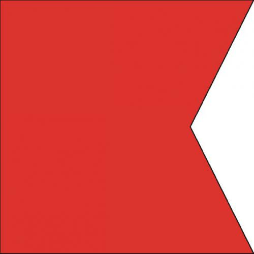 Bravo Code of Signals Boat Flags