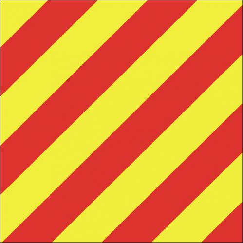 Yankee Code of Signals Boat Flags