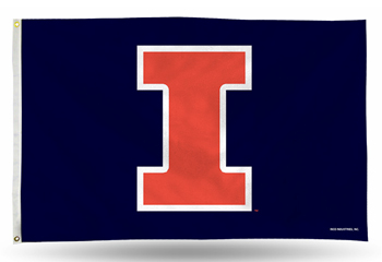 Illinois University Flag Rico