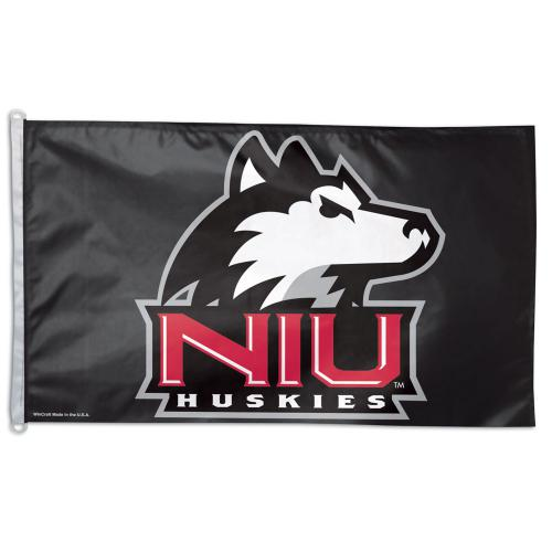 Northern Illinois University Flag Wincraft