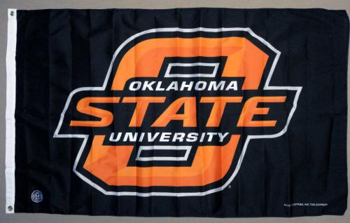 Oklahoma State University Flag Rico