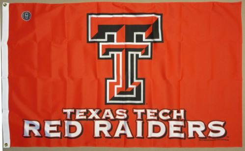Texas Tech University Flag Rico