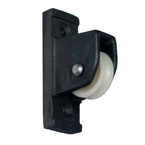 Eder Black Vertical Mount Pulley Flagpole Parts