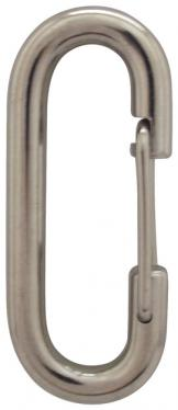 Stainless Steel Spring Clip Hook, All Sizes