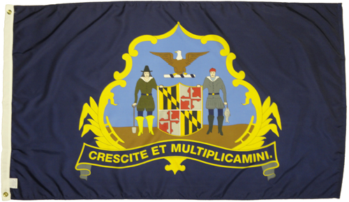 1st Maryland Infantry Regiment 1861 Civil War Flags