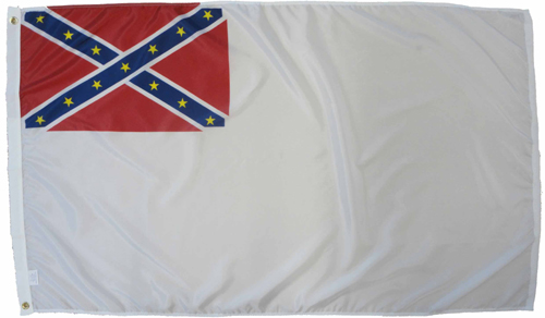 CSS Shenandoah Ship Civil War Flags