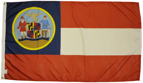 Maryland MD Winder Cavalry Civil War Flags