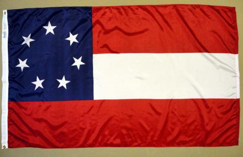 Stars and Bars Historical Civil War Flags
