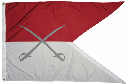 Cavalry Guidon 1863 Civil War Flags