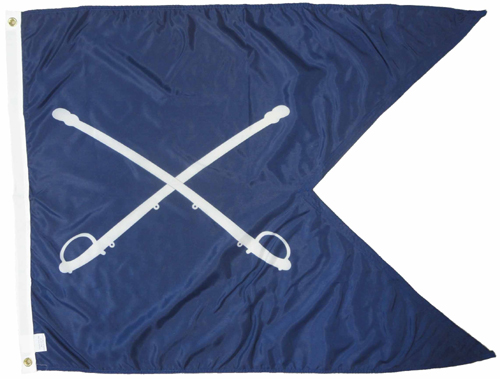 Union Cavalry Guidon 1864 Civil War Flags