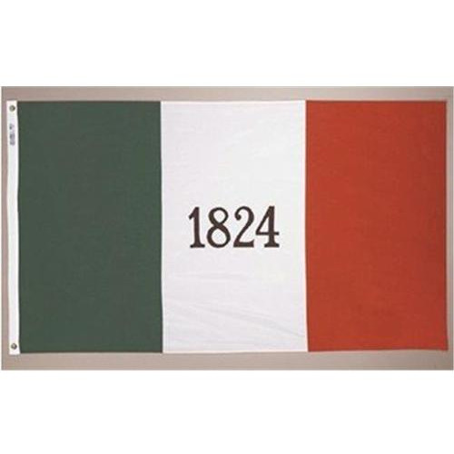 Alamo Texas 1824 Historical American Flags