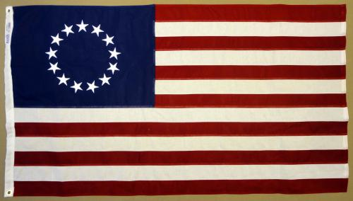 Annin Betsy Ross Historical American Flags