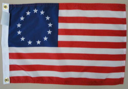 Betsy Ross Nautical Flags