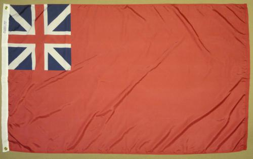 British Red Ensign Duster Historical American Flags