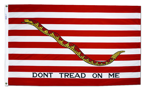 1st Navy Jack Historical American Flags