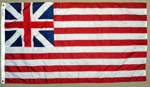 Grand Union Annin Historical American Flags