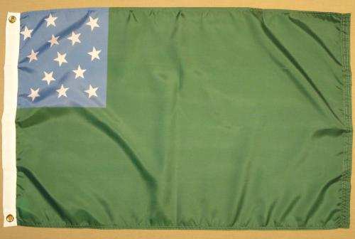 Green Mountain Boys Vermont Historical American Flags