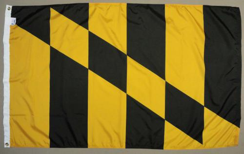 Lord Baltimore Maryland Eder Historical American Flags