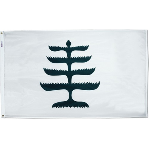 Pine Tree Historical American Flags