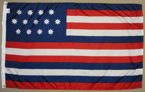 Serapis Historical American Flags