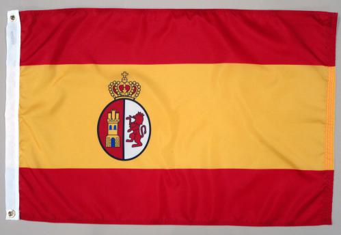 Spain Historical American Flags