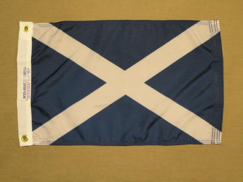St Andrews Cross Scotland Nautical Flags