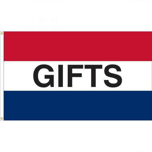 Gifts Nylon Message Flag