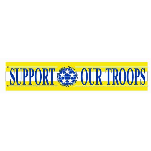 Support Our Troops Ribbon Annin
