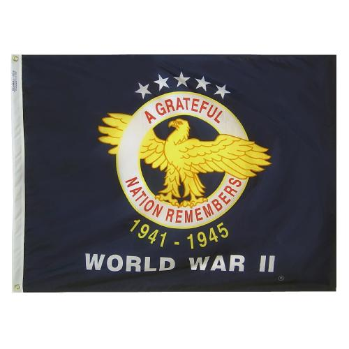Annin WWII Commerative Flag