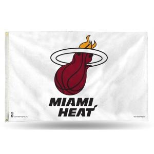 Miami Heat NBA Flag Rico