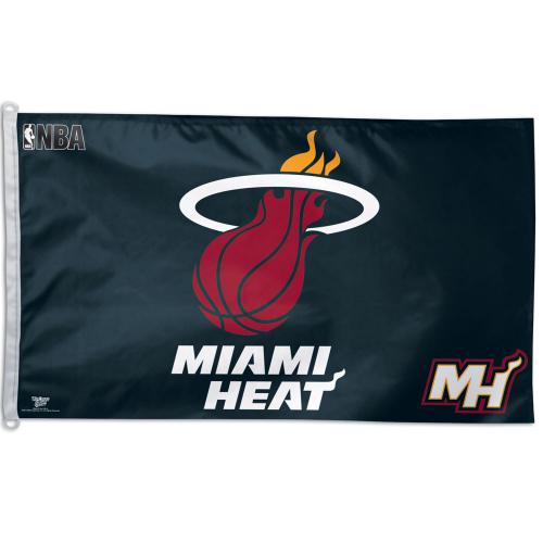 Miami Heat NBA Flag Wincraft