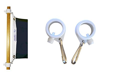 Annin Standard Spinning Fasteners Flagpole Parts Flag Rings