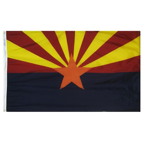 State of Arizona Outdoor Nylon Flag