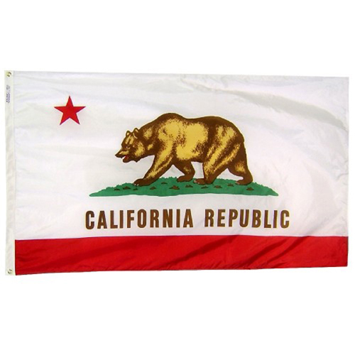 State of California Outdoor Nylon Flag