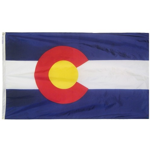 State of Colorado Nautical Flags