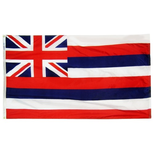 State of Hawaii Outdoor Nylon Flag