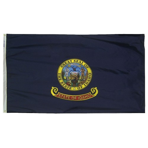 State of Idaho Outdoor Nylon Flag