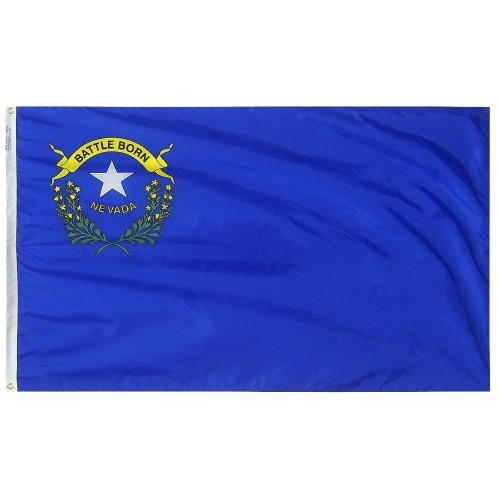State of Nevada Outdoor Nylon Flag