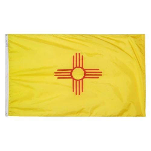 State of New Mexico Outdoor Nylon Flag