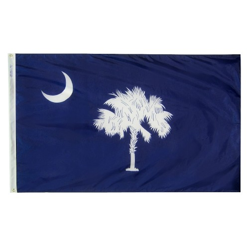 State of South Carolina Outdoor Nylon Flag