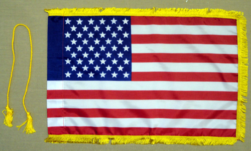 Annin Auto Fender US Flags Made in USA